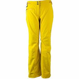 Obermeyer Straight Line Womens Ski Pants, Turmeric, 256
