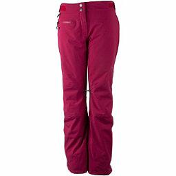 Obermeyer Straight Line Womens Ski Pants, Sangria, 256