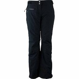 Obermeyer Straight Line Womens Ski Pants, Black, 256