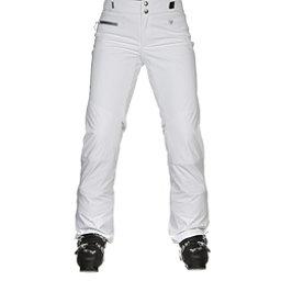 Obermeyer Straight Line Womens Ski Pants, White, 256