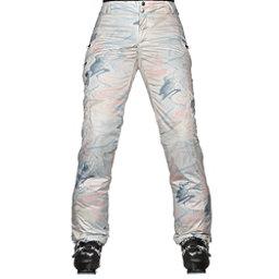Obermeyer Harlow Womens Ski Pants, Geode Print, 256