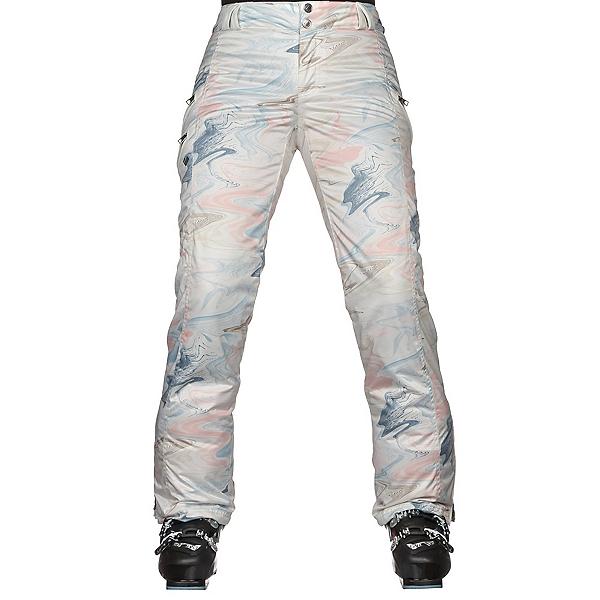 Obermeyer Harlow Womens Ski Pants, Geode Print, 600