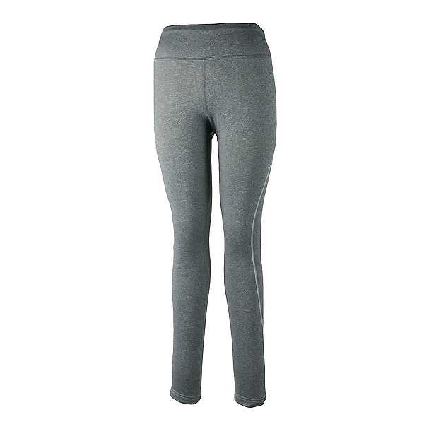 Obermeyer Ultrastretch Tight Womens Long Underwear Pants, Heather Grey, 600