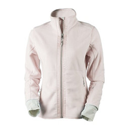 Obermeyer Flora Fleece Womens Jacket, Pink In Paris, 256