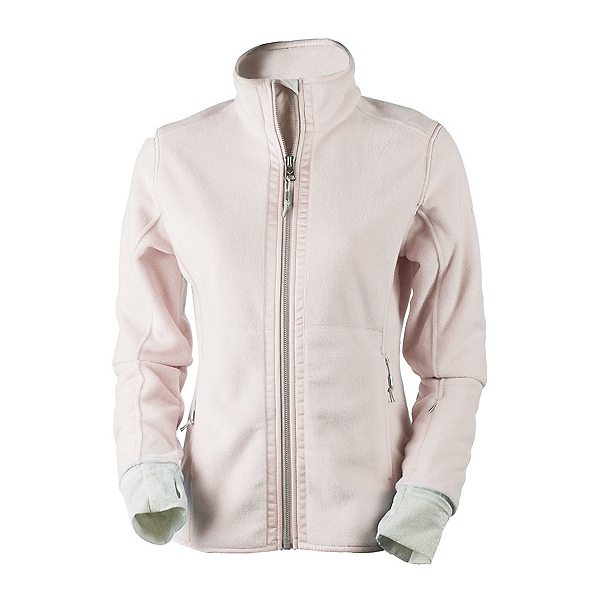 Obermeyer Flora Fleece Womens Jacket, Pink In Paris, 600