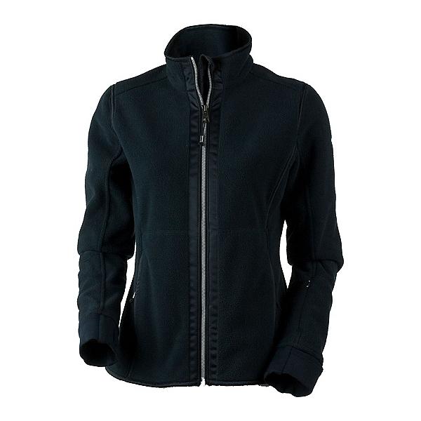 Obermeyer Flora Fleece Womens Jacket, Black, 600