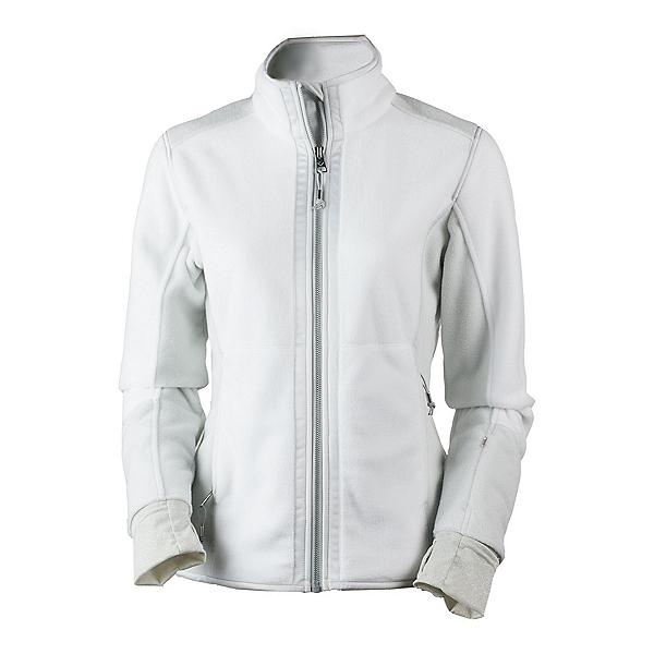 Obermeyer Flora Fleece Womens Jacket, White, 600