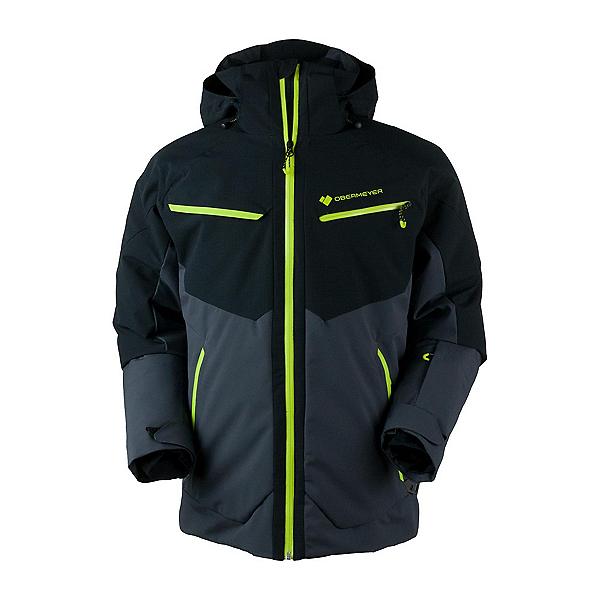 Obermeyer Z-Axis Mens Insulated Ski Jacket, Ebony, 600