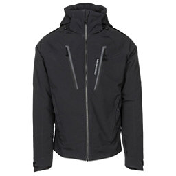 Obermeyer Foundation Mens Insulated Ski Jacket, Black, 256