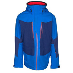 Obermeyer Kodiak Mens Insulated Ski Jacket, Stellar Blue, 256