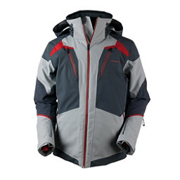 Obermeyer Viking Mens Insulated Ski Jacket, Overcast, 256