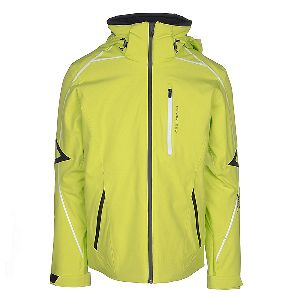 992a416c814c Obermeyer Charger Mens Insulated Ski Jacket 2018