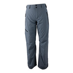 Obermeyer Force Long Mens Ski Pants, Ebony, 256