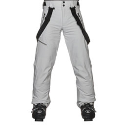 Obermeyer Force Suspender Mens Ski Pants, Fog, 256