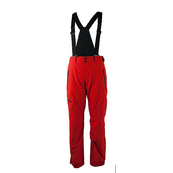 Obermeyer Force Suspender Long Mens Ski Pants, Red, 600