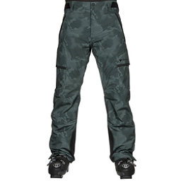 Obermeyer Ballistic Mens Ski Pants, Bit Camo, 256