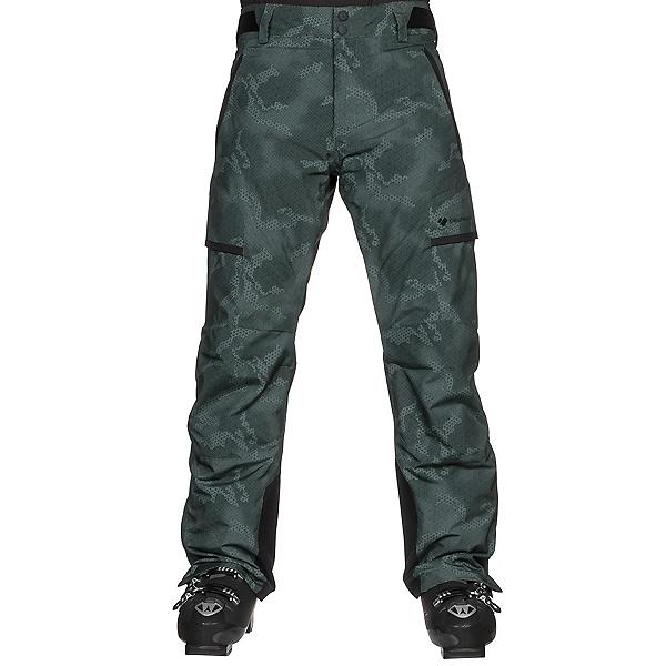 Obermeyer Ballistic Mens Ski Pants, Bit Camo, 600