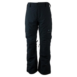 Obermeyer Ballistic Mens Ski Pants, Black, 256