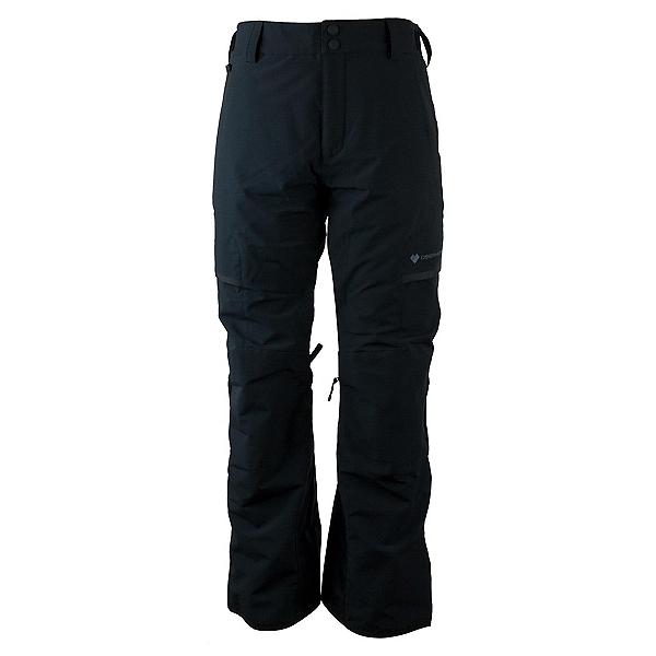 Obermeyer Ballistic Short Mens Ski Pants, Black, 600