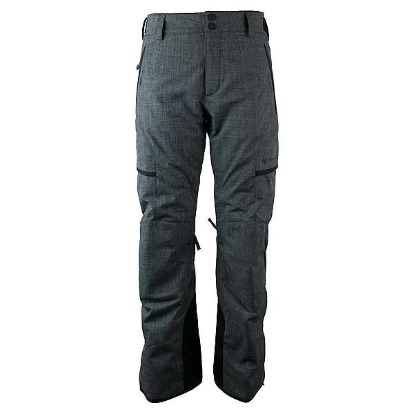 Obermeyer Ballistic Long Mens Ski Pants, Dark Heather Grey, 600