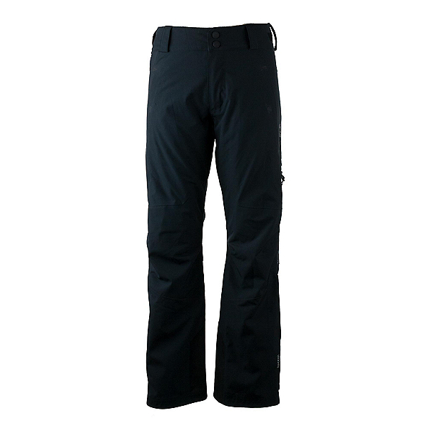 Obermeyer Process Long Mens Ski Pants, Black, 600