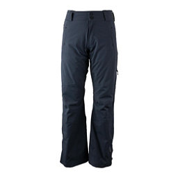 Obermeyer Process Long Mens Ski Pants, Ebony, 256