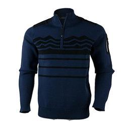 Obermeyer Tera Mens Sweater, Storm Cloud, 256