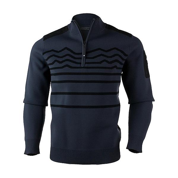Obermeyer Tera Mens Sweater, Ebony, 600