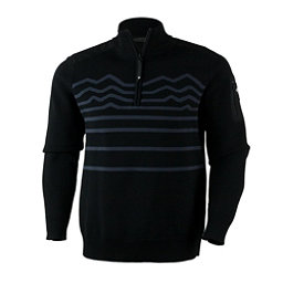 Obermeyer Tera Mens Sweater, Black, 256