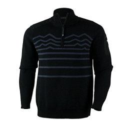 Obermeyer Tera Mens Sweater, Black, 256