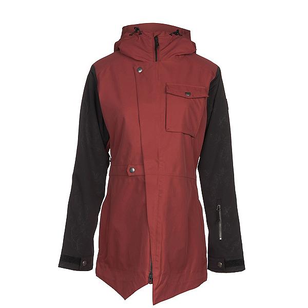 Armada Helena Womens Insulated Ski Jacket, Port, 600
