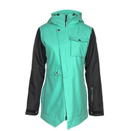 Armada Helena Womens Insulated Ski Jacket, Wintergreen, 256