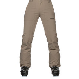 Armada Lenox Insulated Womens Ski Pants, Khaki, 256