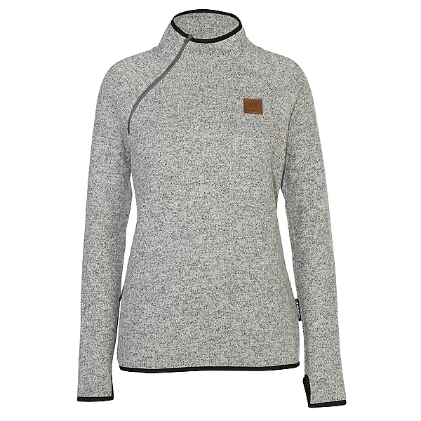 Armada Engen Ski Womens Sweater, Heather Grey, 600