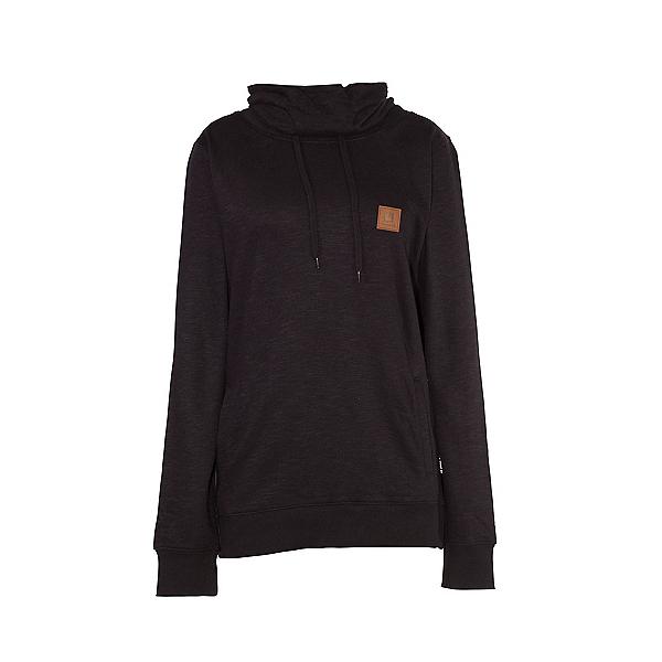Armada Ecker Womens Sweatshirt, Black, 600