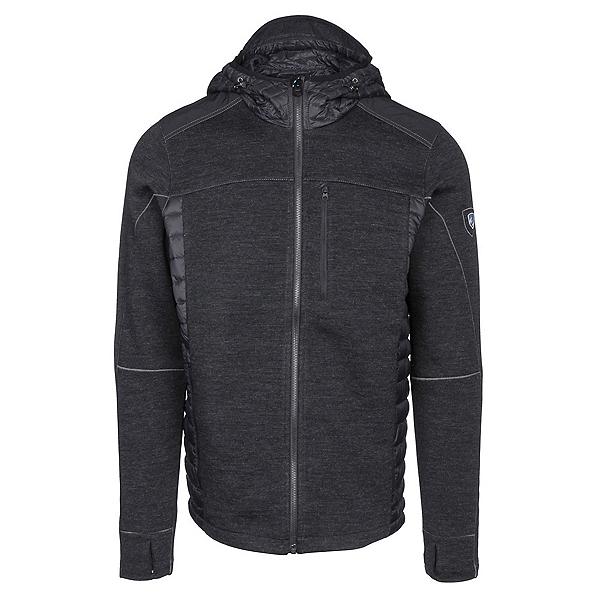 KUHL Alskar Insulated Hoody Mens Jacket, Pavement, 600