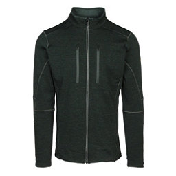 KUHL Skyr Full Zip Mens Sweater, Dark Forest, 256
