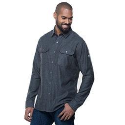 KUHL Descendr Long Sleeve Mens Shirt, Boulder, 256