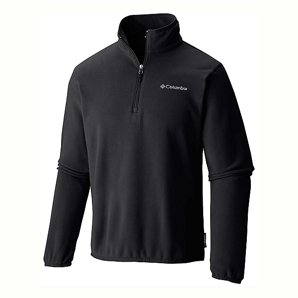 Columbia Ridge Repeat Big Mens Jacket, Black, 600