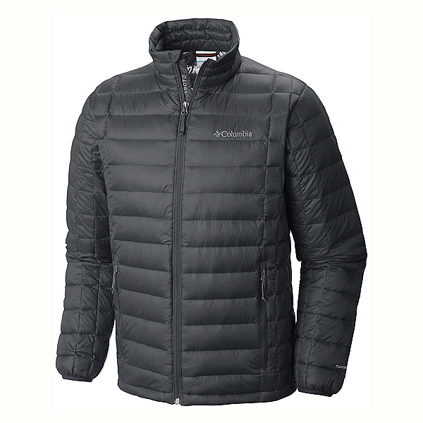 Columbia VooDoo Falls 590 TurboDown Mens Jacket 2020, Graphite, 600