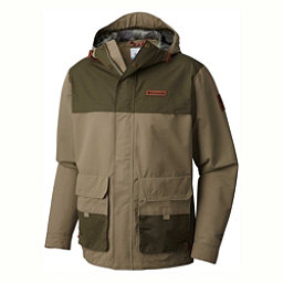 Columbia South Canyon Bluff Mens Jacket, Sage-Peatmoss, 256