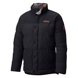 Columbia South Canyon Bluff Mens Jacket, Black, 256