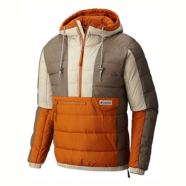 Columbia Norwester Anorak Pullover Puffy, , 600