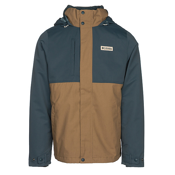 Columbia Jacket of All Trades Mens Jacket, Mystery-Delta, 600