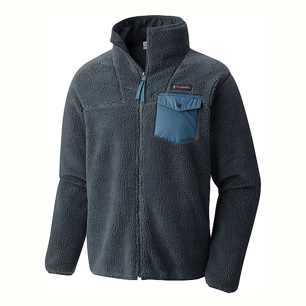 Columbia Mount Tabor Mens Jacket, Mystery, 600