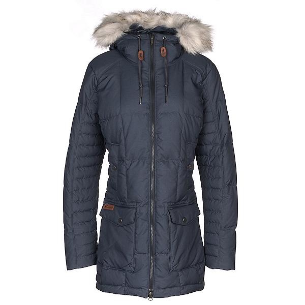 Columbia Della Fall w/Faux Fur Womens Jacket, , 600
