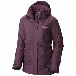 Columbia Alpensia Action Womens Insulated Ski Jacket, Dusty Purple, 256