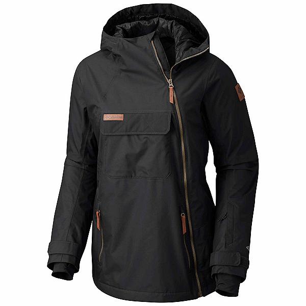 Columbia Catacomb Crest On Snow Anorak Womens Shell Ski Jacket, , 600