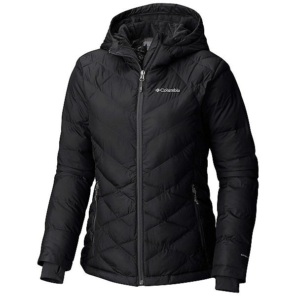 Columbia Heavenly Hooded - Plus Womens Jacket, Black, 600