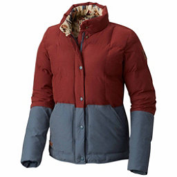 Columbia South Canyon Bluff Womens Jacket, Deep Rust-Mystery, 256